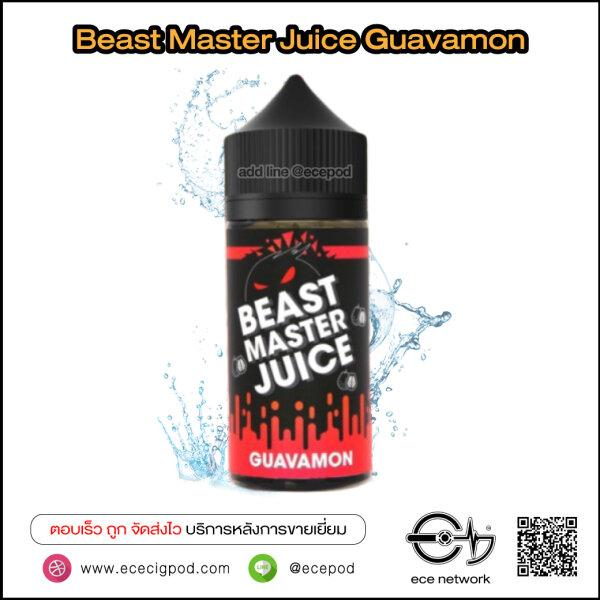 Beast Master Juice Guavamon 100ml