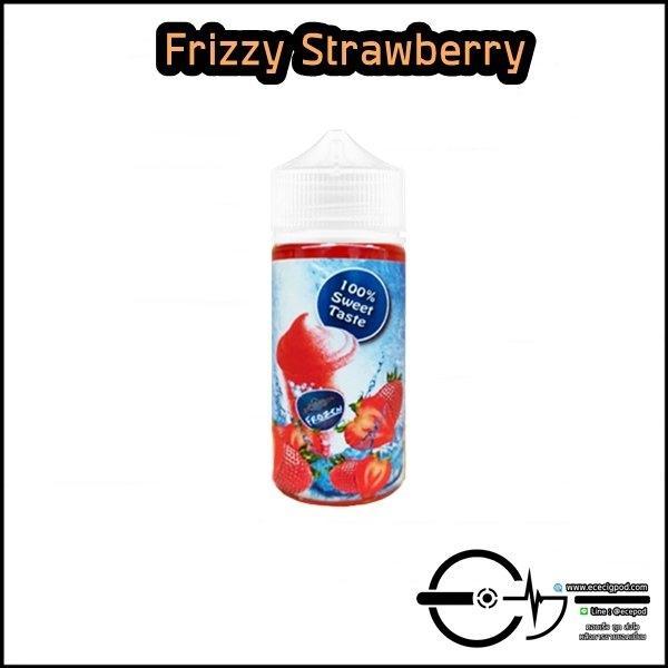 Frizzy Strawberry สตรอเบอรรี่ปั่น 100ml