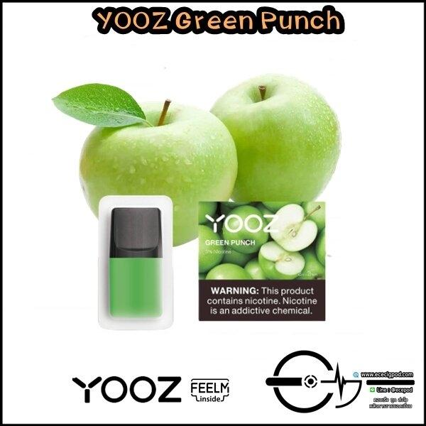 YOOZ Green Punch 4Pcs