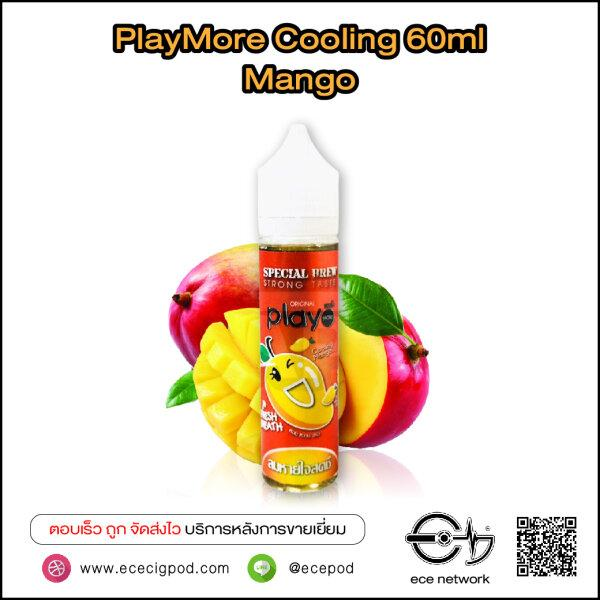 PlayMore Cooling 60ml Mango