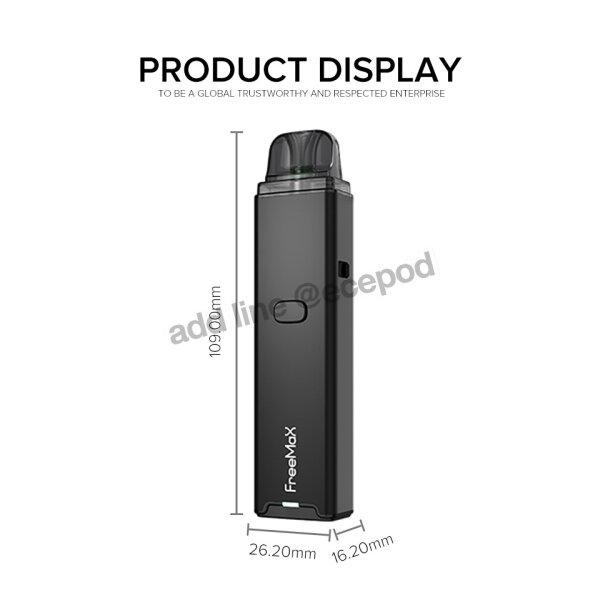 FreeMax Onnix 20W Pod Kit 1100mAh