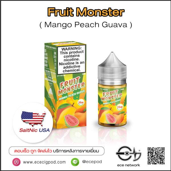 Fruit Monster Mango Peach Guava 30ml (Nic24/48)
