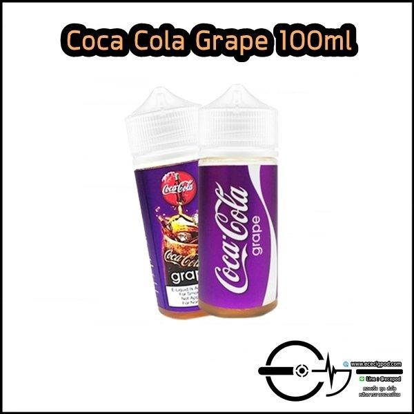 Coca Cola Grape 100ml