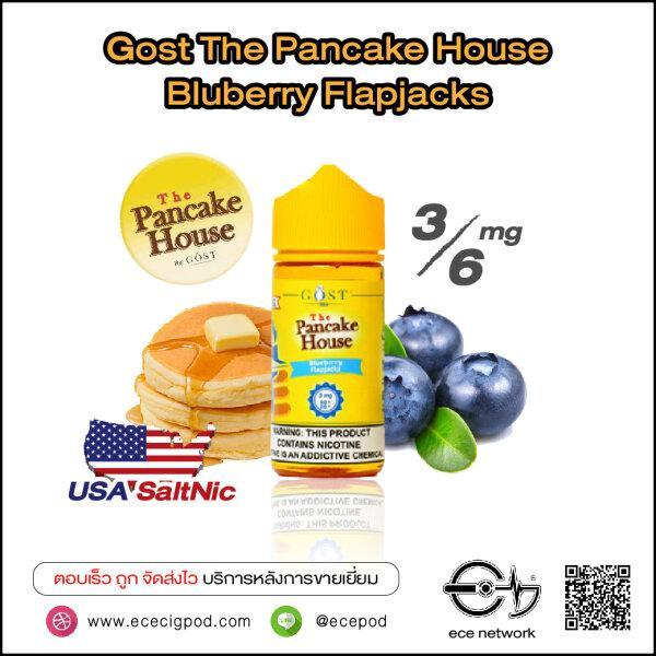 Gost The Pancake Blueberry Flapjacks 100ML