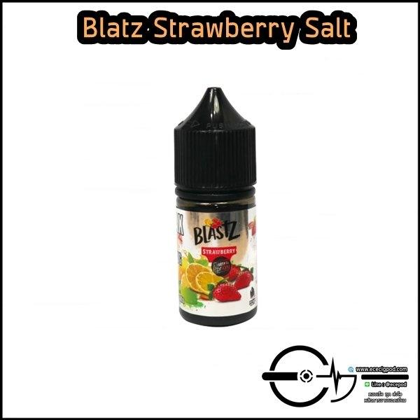 Blatz Strawberry Salt