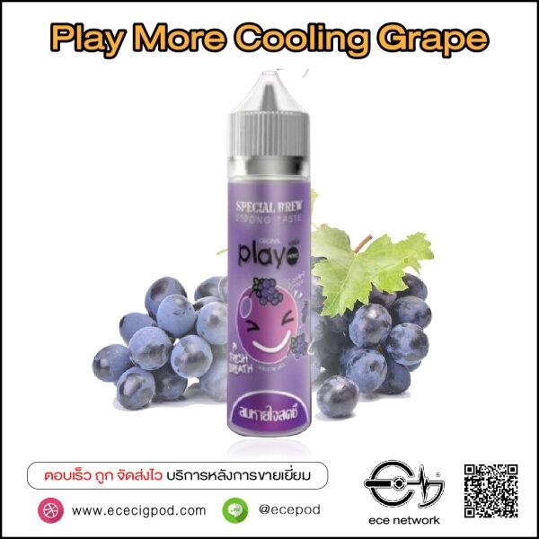 PlayMore Cooling Grape 60ml
