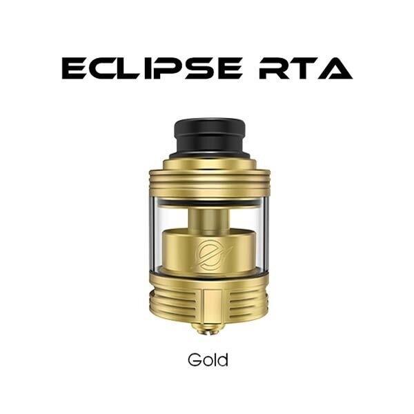 อะตอม Yacht Vape Eclipse RTA แท้