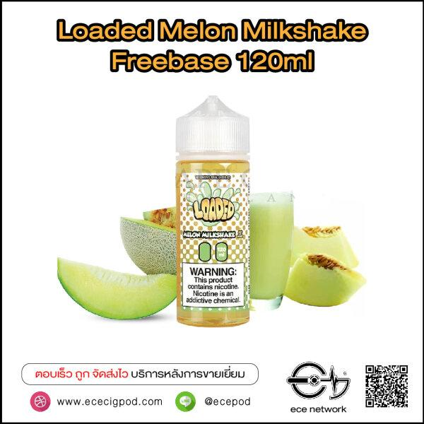Loaded Melon Milkshake Freebase USA 120ml Nic3/6