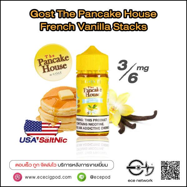 Gost The Pancake Vanilla Stacks 100ML