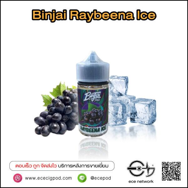 Binjai Raybeena Ice Freebase 60ml
