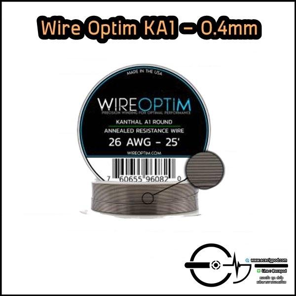 Wire Optime KA1 - 0.4mm