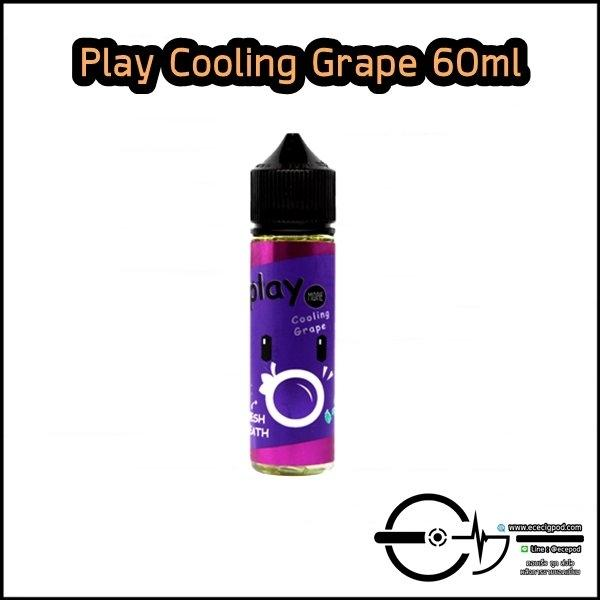 Play Cooling Grape 60ml