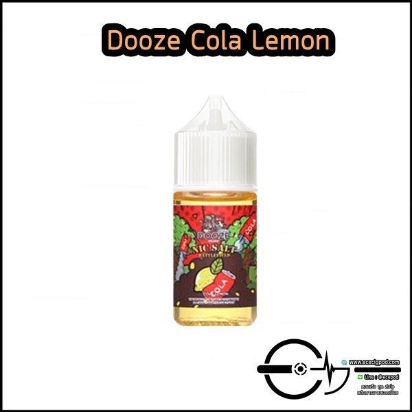 Dooze Cola Lemon