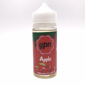 [น้ำยาบุหรี่ไฟฟ้า YPn] Apple 100ml Nic 6