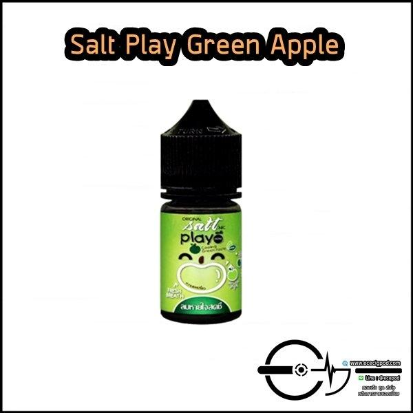 SaltPlay Green Apple
