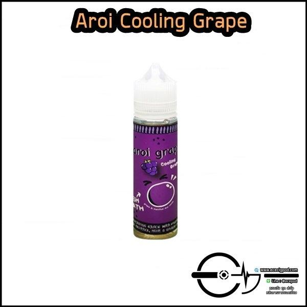Aroi Cooling Grape 60ml