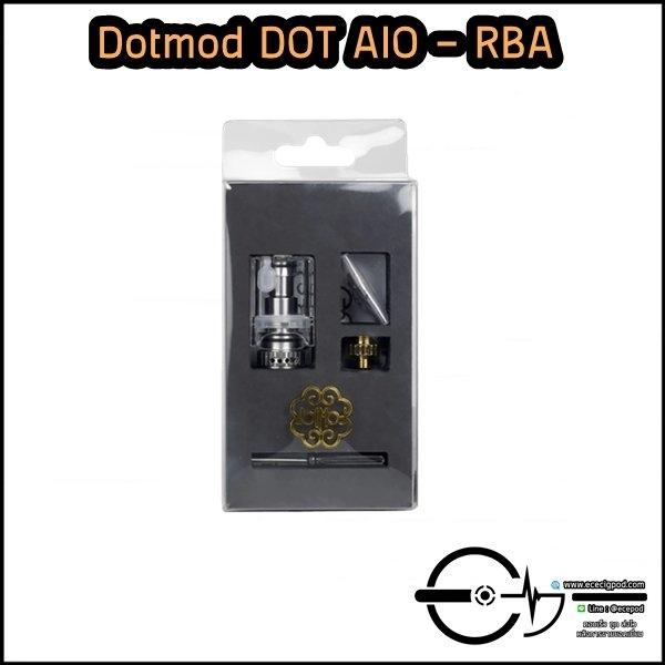 Dotmod DOT AIO - RBA Kit