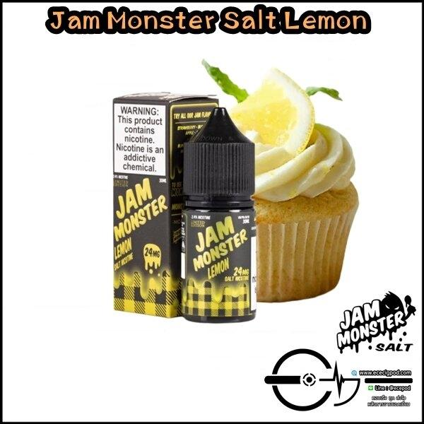 Jam Monster Salt Lemon 24/48mg