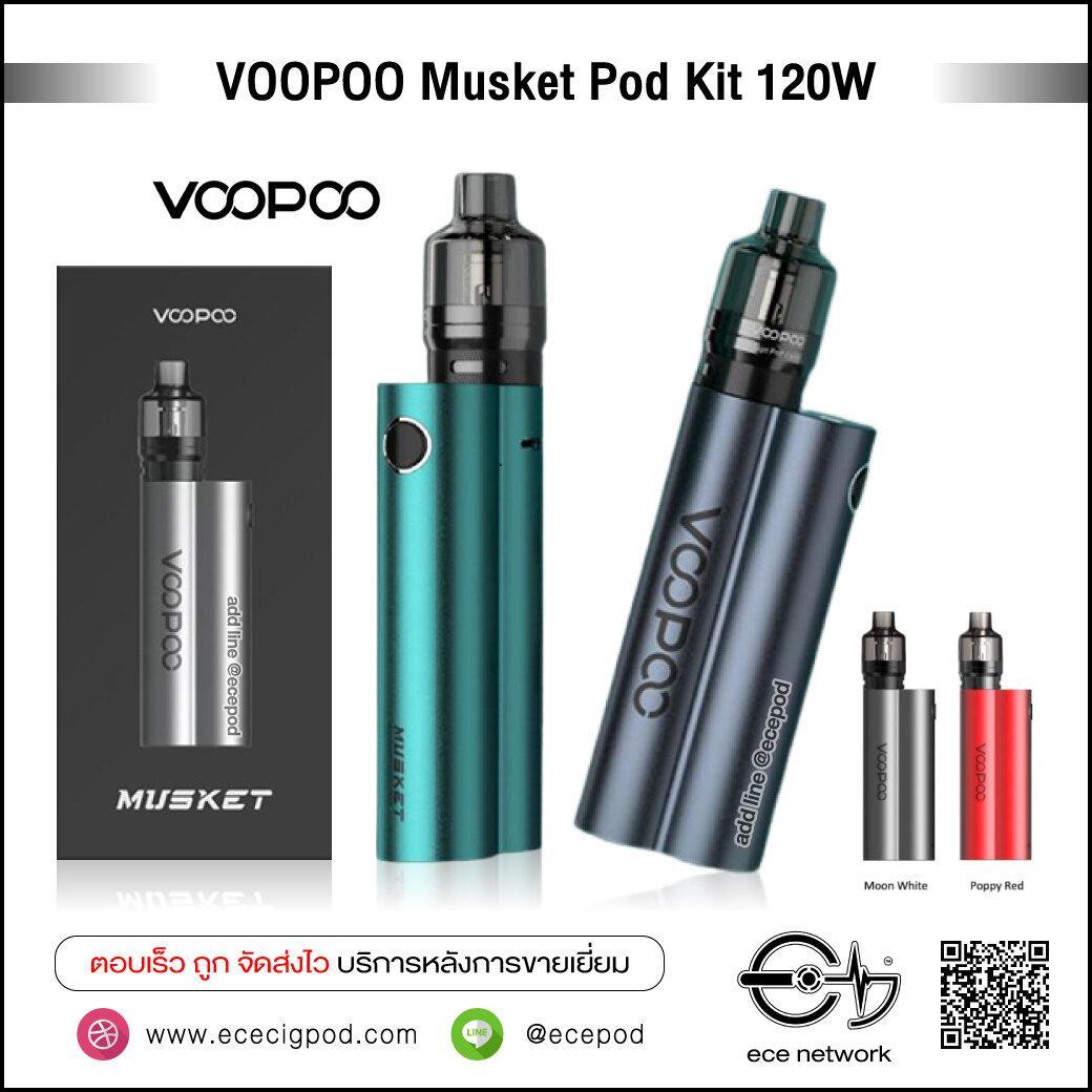 Voopoo Musket Kit 120W