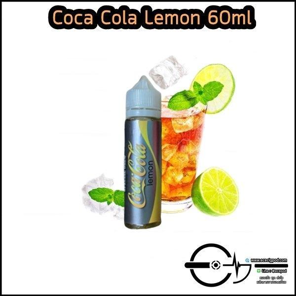 Coca Cola Lemon 60ml