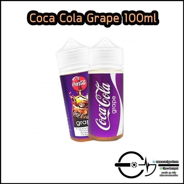 Coca Cola Grape 100ml