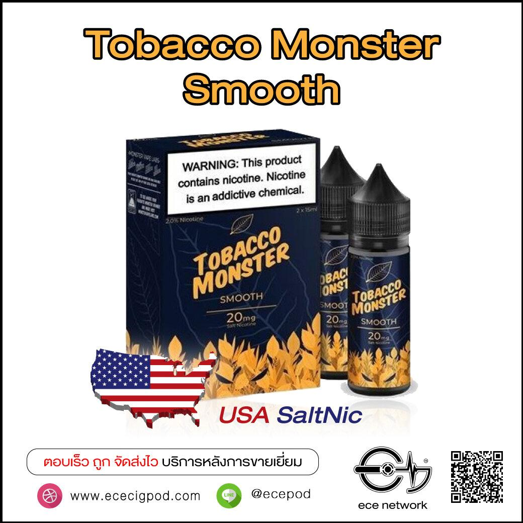 Tobacco Monster Smooth 20mg
