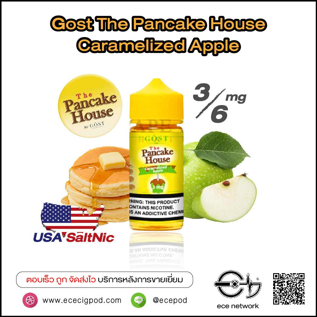 Gost The Pancake Caramelized Apple 100ML