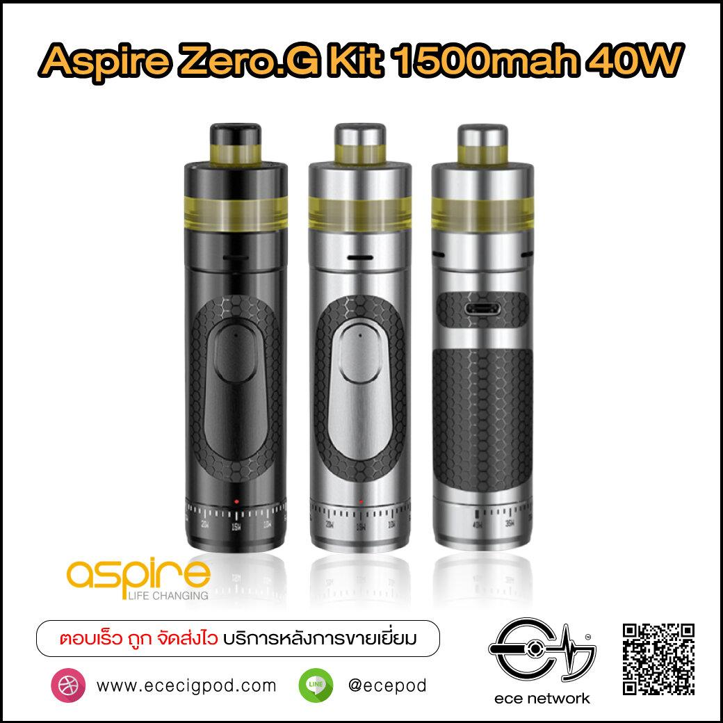 Aspire Zero G Pod Kit 40W 1500mAh
