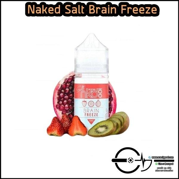 Naked Salt Brain Freeze