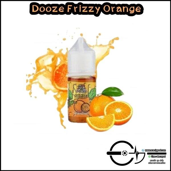 Dooze Frizzy Orange