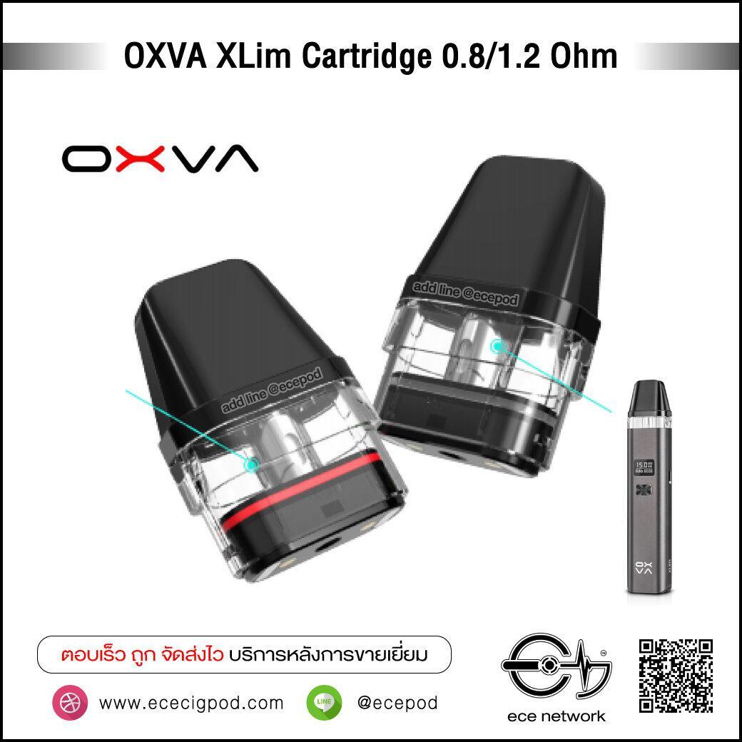 OXVA XLim Cartridge 0.8/1.2 Ohm