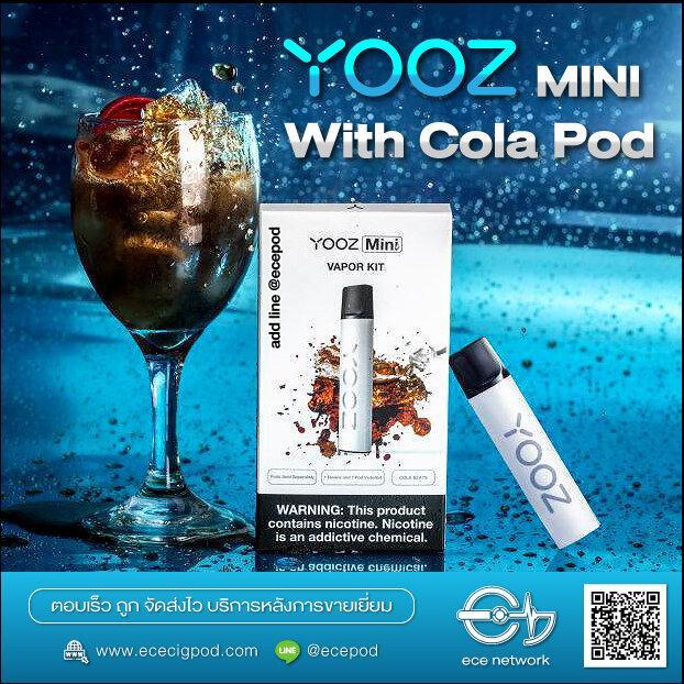 Yooz Mini with Cola Pod