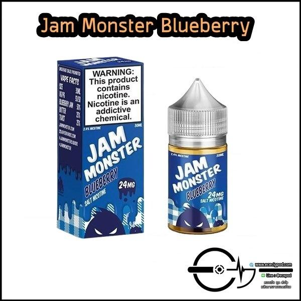 Jam Monster Blueberry Salt 24 / 48mg