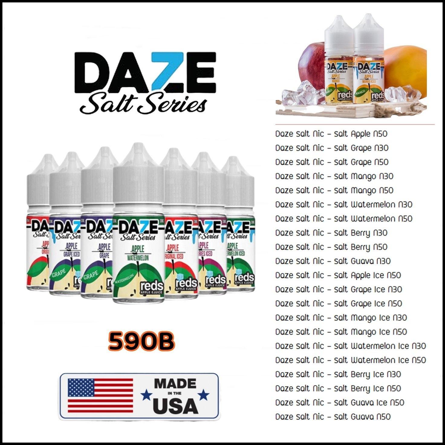 Daze SaltNic USA