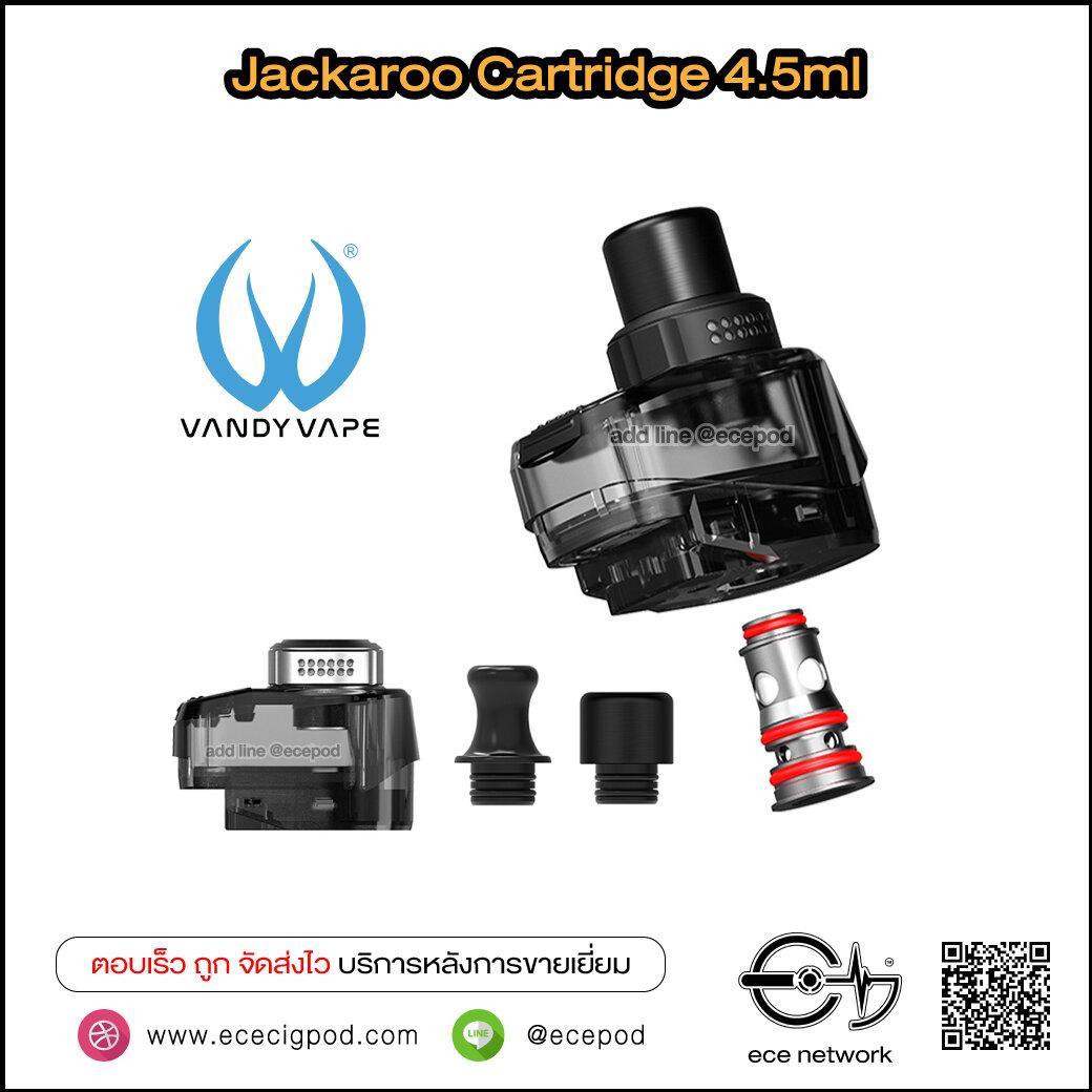 Jackaroo Cartridge 4.5ml