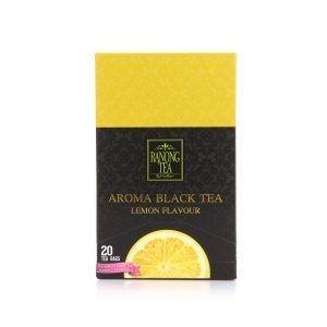 RANONG TEA AROMA BLACK TEA LEMON (拉农茶) 香氣  紅茶 (檸檬)