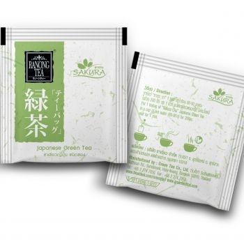 ชาเขียวญี่ปุ่น เรนองที JAPANESE GREEN TEA