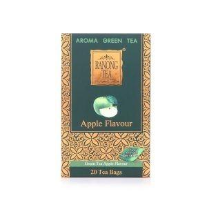RANONG TEA AROMA GREEN TEA APPLE (拉农茶) 香氣 綠茶 (蘋果)