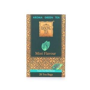 RANONG TEA AROMA GREEN TEA MINT (拉农茶)  香氣 綠茶 (薄荷)