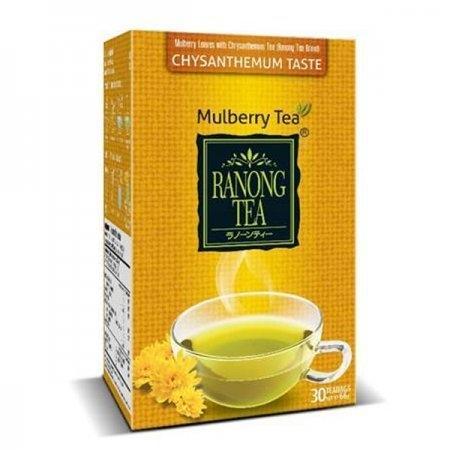 RANONG TEA MULBERRY Chrysanthemum flavored (拉农茶) 桑葚茶 (菊花)