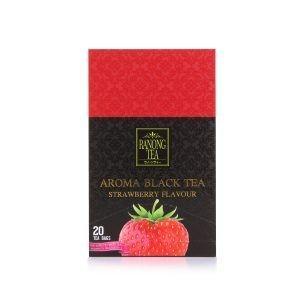 RANONG TEA AROMA BLACK TEA STRAWBERRY (拉农茶) 香氣 紅茶 (草莓)