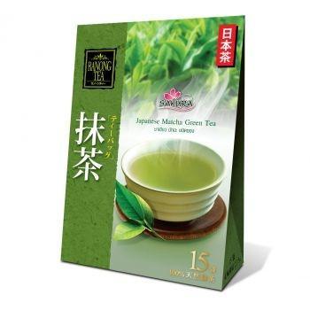 ชาเขียว มัทฉะ เรนองที JAPANESE MATCHA GREEN TEA