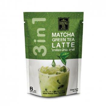 MATCHA GREEN TEA LATTE RANONG TEA