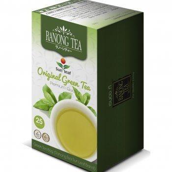 RANONG TEA Sunleaf Original Green Tea (拉农茶) 中式绿茶