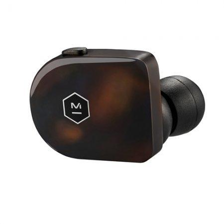 Master & Dynamic หูฟังไร้สาย รุ่น MW07 TORTOISE SHELL True Wireless