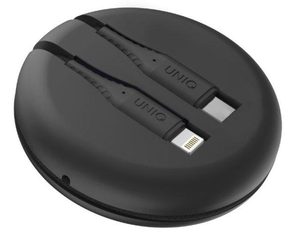 Uniq สายชาร์จ Halo USB-C To Lightning Cable MFi 1.2M