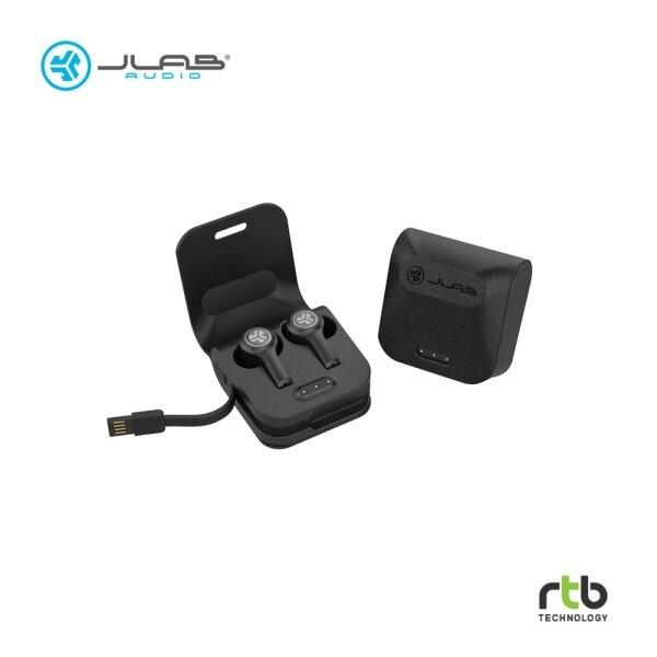 JLAB หูฟัง True Wireless รุ่น JBuds Air Executive - Black