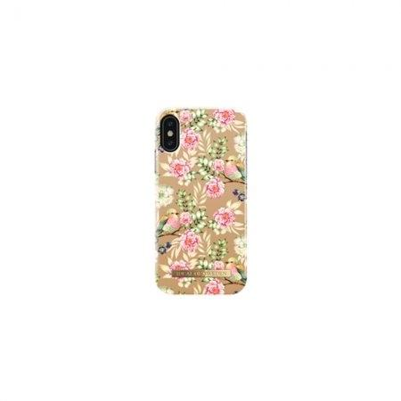 iDeal of Sweden Fashion Case A/W 17 iPhone X - Champagne Birds