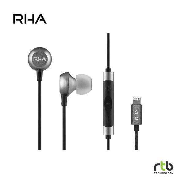 RHA หูฟัง In Ear รุ่น MA650i with Lightning