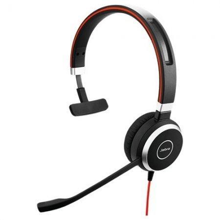 หูฟัง Jabra Call Center รุ่น Evolve 40 MS Mono